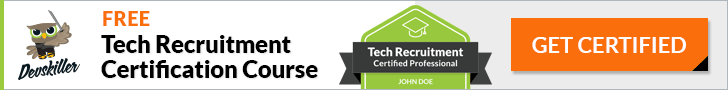 720×90 tech recuitment certification course