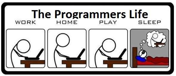Codificador vs. programador la vida del programador