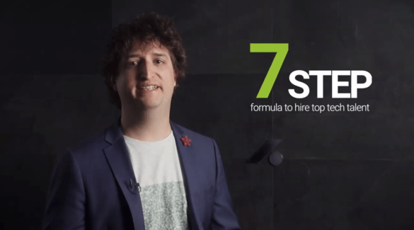 7 step formula to hire top tech talent