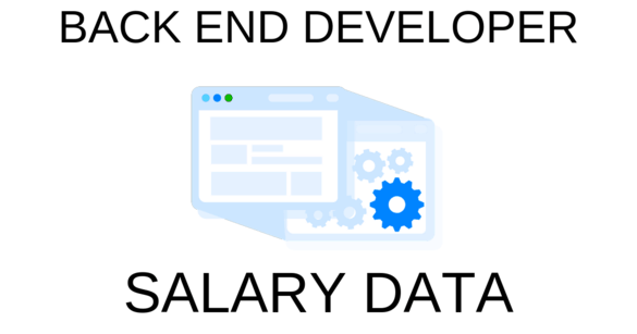 Complete back end developer salary data