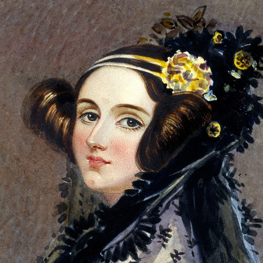 Geschichte der Programmiersprachen Ada Lovelace