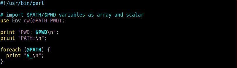 Perl Geschichte der Programmiersprachen